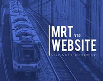 DOTC MRT III - Live CCTV streaming website