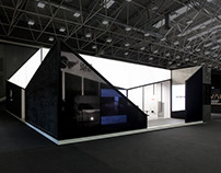 Dongpeng stand @ Cersaie 2017