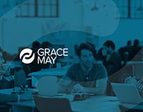 Grace May People Branding & Web Design