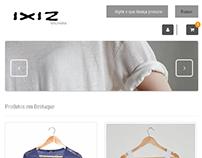 Malharia ixiz   E-commerce