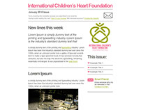 Babyheart: Email Newsletter Template