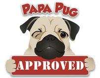 LOGO: Papa Pug