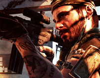 CALL OF DUTY : Black Ops - UZ Games