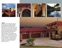 Custom Home Builder Brochure