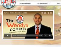 Wendy's Company Identity