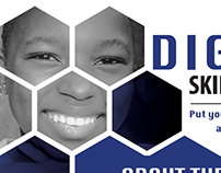 JCSE & WITS - Digital Skills Pipeline Flyer