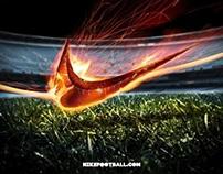 Nikefootball : Ignite (IgNIKEit) Mockup