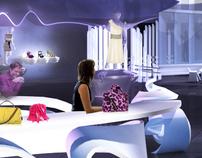 Space Shop - Graphic Design