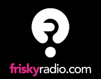 friskyRadio work