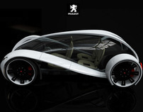 Car Design for Peugeot