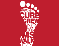 MS Walk Cure Crew - Logo