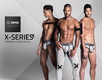 2Eros X-Series Campaign