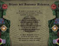 Atlante dell'Anatomia Alchemica