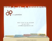 designpremiere.com - coming soon page (Feb2010)