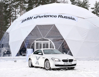 BMW xPerience RUSSIA 2012