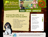 Californiacarpetmasters website design | United States