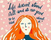 Grace Coddington Print