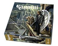 Ragami - Boardgame