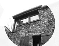 (2018) RÉALISÉ -Architecture -Maison: En Nid d'Aigle.