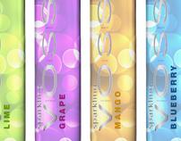Voss Water: Taste then Decorate