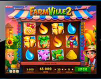 FarmVille 2 slot game