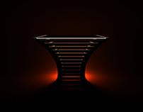 Vertigo - Elm table