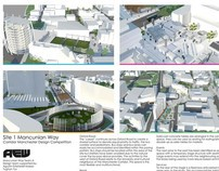 1st Price - Manchester Corridor Competition 2012, UK