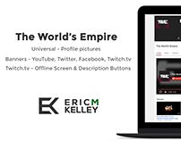 The World's Empire Social Branding