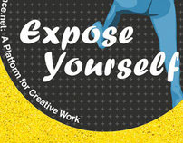 Behance Sticker Contest: Expose Yourself