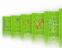 Opta Sports Data - Football: Pitch Graphics London