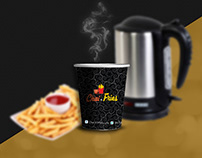 Chai and Fries - Tea Cup