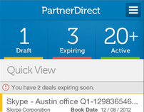 Dell Partner Direct Mobile App