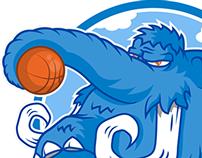 Friedenauer TFC Basketball - Mascotte