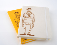 Nicework - Engraved notebooks