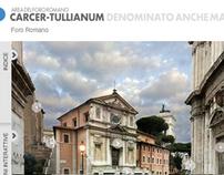 Volta 3D. Carcer-Tullianum : Foro Romano