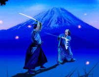 Miyamoto Musashi /Sasaki Kojiro