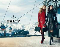 Bally Autumn/Winter 2012 Advertising Campaign
