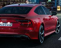 Audi RS7 'Hellboy'