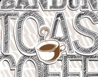 Bandung toast & coffee logo
