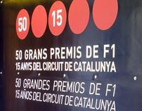 Catalonia Circuit. Barcelona