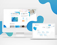 Solmedica - design for print and web