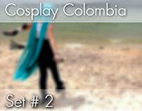 Cosplay Colombia Sesión #2