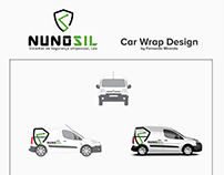 Car Wrap Design NunoSil