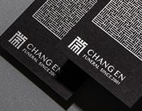 Chang En Funeral Branding Design 常恩葬儀品牌識別