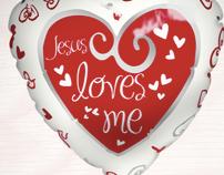 Jesus & Valentin day