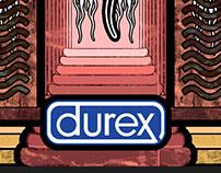 Durex condoms concept art.