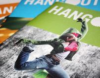 HangOut publication 'by Crepaway'