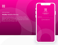 MoMo Payment - Redesign