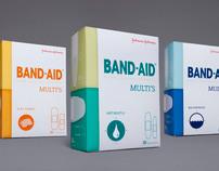 Band-Aid Multi's