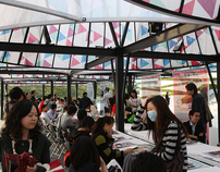 Medular Pavilion.